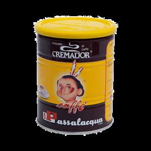 Kaffeepackung von Passalacqua der Sorte Cremador