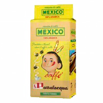 Coffee pack of Passalacqua of the Mexico variety