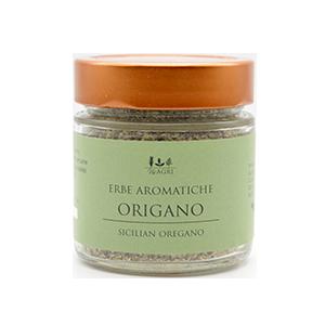Oregano, getrocknet und aromatisch von den sizilianischen Hängen
