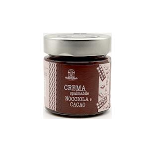 Eine schokoladige Haselnusscreme aus den besten Zutaten Siziliens welche komplett ohne Palmöl auskommt
