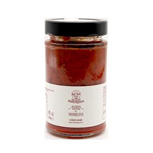 Für die Liebhaber der scharfen Küche haben die Sizilianerinnen sich dieses Sugo einfallen lassen … arrabiata