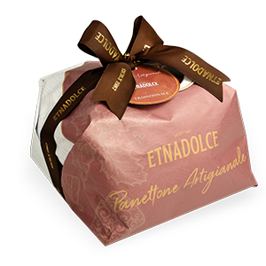 traditional panettone from the best bakery in Sicily here in Vienna