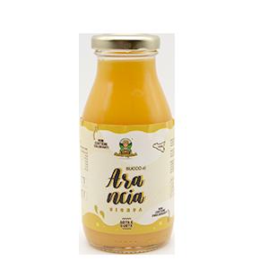 Bio-Orangensaft aus Sizilien jetzt in Wien