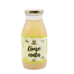 Bio-Zitronensaft aus den besten Zitronen Siziliens mit Zuckerzusatz