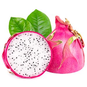 Pitaya oder Drachenfrucht ist eine Seltenheit und die einzige die bei unserem Produzenten in Sizilien angebaut wird